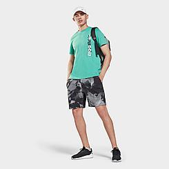 Men's Reebok MYT Allover Print Shorts