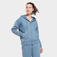 Women's Reebok Identity Zip-Up Training Hoodie