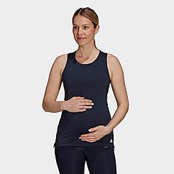 Women's adidas AEROREADY Designed 2 Move Sport Tank Top (Maternity)