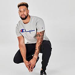 Men's Champion Core Script T-Shirt