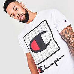 Men's Champion Tab Graphic T-Shirt