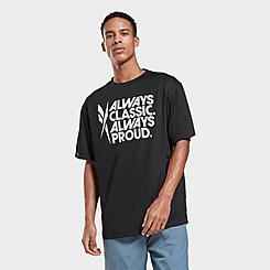 Reebok Tech Style Pride Short Sleeve T-Shirt