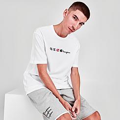 Men's Champion Triple Logo T-Shirt