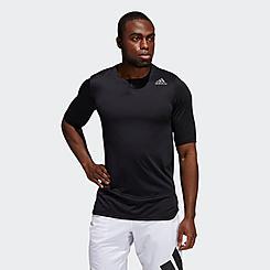 Men's adidas Primeblue Always Om Yoga Henley T-Shirt