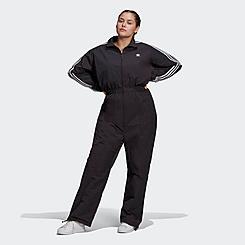 Women's adidas Originals Adicolor Classics Boiler Jumpsuit (Plus Size)