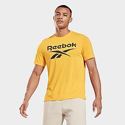 Men's Reebok Workout Ready Supremium Graphic T-Shirt
