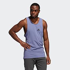 Men's adidas Heat.RDY Warrior Woven Tank