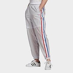 Women's adidas Originals Adicolor Tricolor Japona Track Jogger Pants