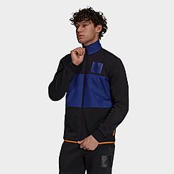 Men's adidas Essentials Fleece Track Jacket