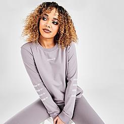 Women's adidas Originals Repeat Long-Sleeve T-Shirt
