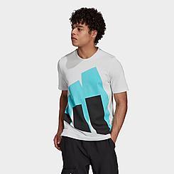 Men's adidas Future Block Graphic T-Shirt