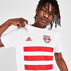 Men's adidas New York Red Bulls Pitch T-Shirt