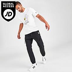Men's adidas Originals ID96 Cargo Jogger Pants