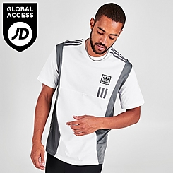 Men's adidas Originals ID96 Tech T-Shirt