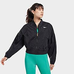 Women's Reebok Studio Shiny Fashion Jacket