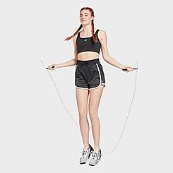 Women's Reebok Workout Ready High-Rise Knit Shorts