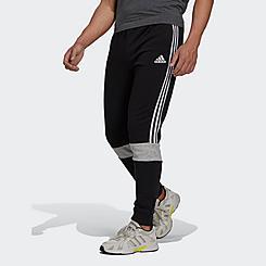 Men's adidas Essentials Colorblock Fleece Pants