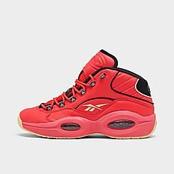 Reebok x Hot Ones Question Mid Basketball Shoes