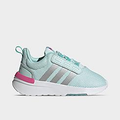 Girls' Toddler adidas Racer TR21 Casual Shoes