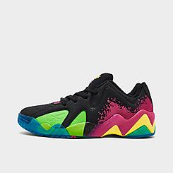 Men's Reebok x NERF Kamikaze II Low Basketball Shoes