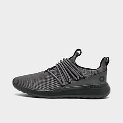 Men's adidas Essentials Lite Racer Adapt 3.0 Slip-On Casual Shoes (Wide Width)