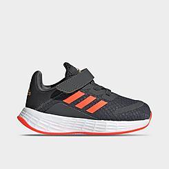 Kids' Toddler adidas Duramo SL Hook-and-Loop Running Shoes