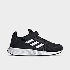 Little Kids' adidas Duramo SL Hook-and-Loop Running Shoes