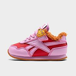 Girls' Toddler Reebok Peppa Pig Royal Classic Jogger 3 Casual Shoes