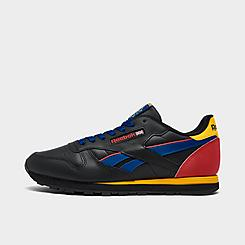 Men's Reebok Classic Leather Grow Casual Shoes