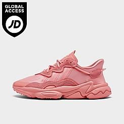 Girls' Big Kids' adidas Originals Ozweego Casual Shoes
