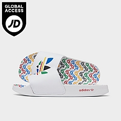 Big Kids' adidas Originals Adilette Lite Slide Sandals