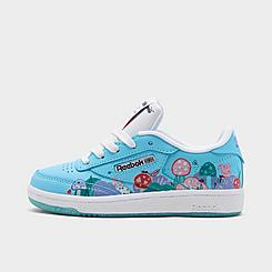 Girls' Little Kids' Reebok Peppa Pig Club C Casual Shoes