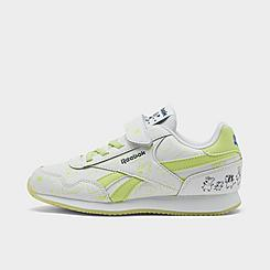 Girls' Little Kids' Reebok Peppa Pig Royal Classic Jogger 3.0 1V Casual Shoes