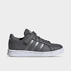 Little Kids' adidas Grand Court Casual Shoes