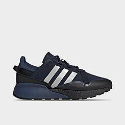 Men's adidas Original ZX 2K BOOST Pure Running Shoes