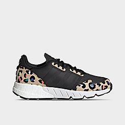 Women's adidas Originals ZX 1K BOOST Recycled Casual Shoes