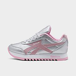 Girls' Little Kids' Reebok Royal Classic Jogger 2 Platform Casual Shoes