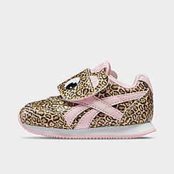 Girls' Toddler Reebok Royal Classic Jogger 2 Casual Shoes