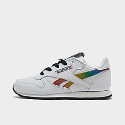 Boys' Little Kids' Reebok Classic Leather Casual Shoes