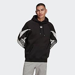 Men's adidas Originals SPRT Shark Sweater Hoodie
