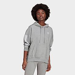 Women's adidas Originals Adicolor Classics Oversize Hoodie