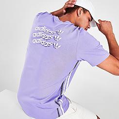 Men's adidas Originals Mono Multi Logo T-Shirt