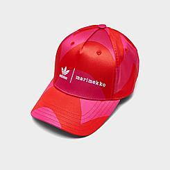 adidas Originals x Marimekko Satin Strapback Hat