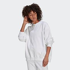 Women's adidas Originals Adicolor Oversized Sweatshirt