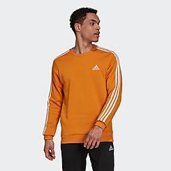 Men's adidas Essentials Fleece 3-Stripes Sweatshirt
