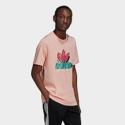 adidas Originals Allover Play Logo Graphic T-Shirt