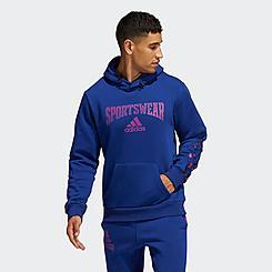 Men's adidas Sportswear Reverse Retro Pullover Hoodie
