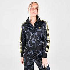 Women's adidas Originals x Marimekko Firebird Track Jacket