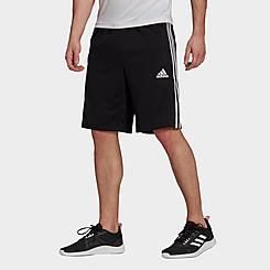 Men's adidas Designed 2 Move 3-Stripes Primeblue Shorts