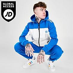 Men's adidas Originals ID96 Full-Zip Hoodie